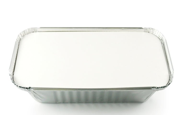 Paper Lid No.6 Foil Containers