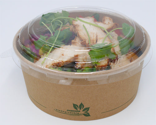 1000cc PET salad lids - GM Packaging