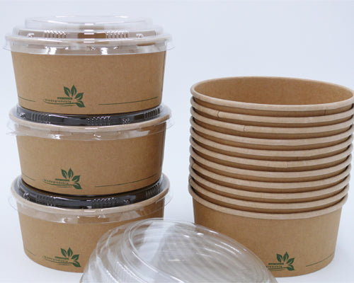 1000ml PET salad lids - GM Packaging