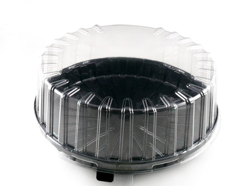 Gateaux Crystal Clear Dome Lids - GM Packaging (UK) Ltd
