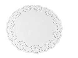 10.5 inch White Paper Lace Doilies - GM Packaging (UK) Ltd