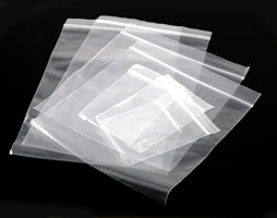 "3.5 x 4.5"" Grip Seal Bag - GM Packaging (UK) Ltd"