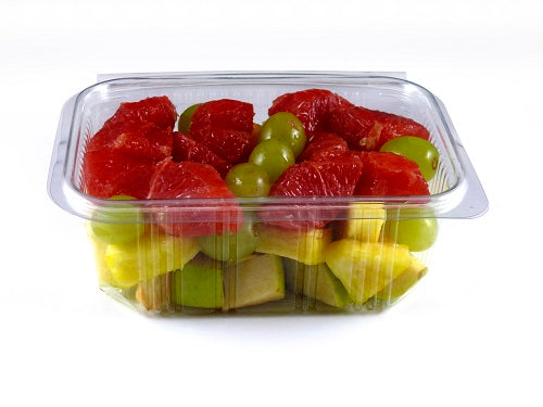 1000ml Rectangular Plastic Salad Container - GM Packaging (UK) Ltd