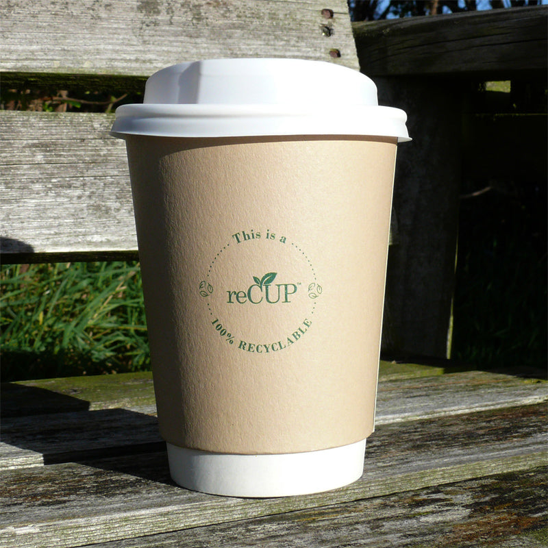 12oz reCups Coffee Cups - GM Packaging UK Ltd