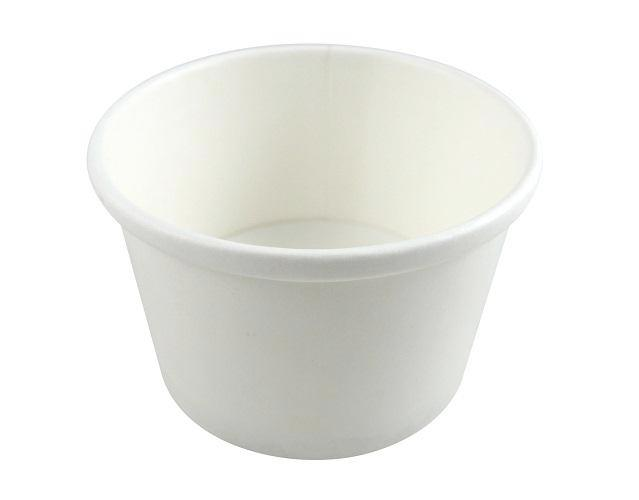 12oz White Paper Soup Cups - GM Packaging (UK) Ltd