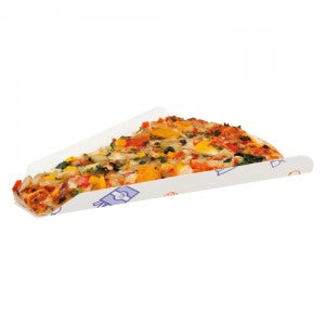 Paper Pizza Slice Wedges Supa