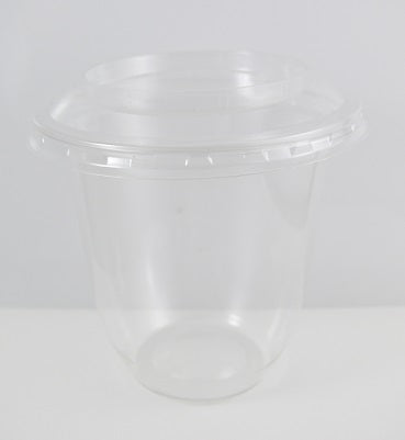 Shallow lid to fit 150ml Snacking Pots - GM Packaging (UK) Ltd