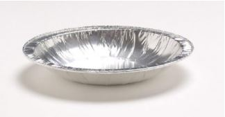 155ml Saucers Foil Containers - GM Packaging (UK) Ltd
