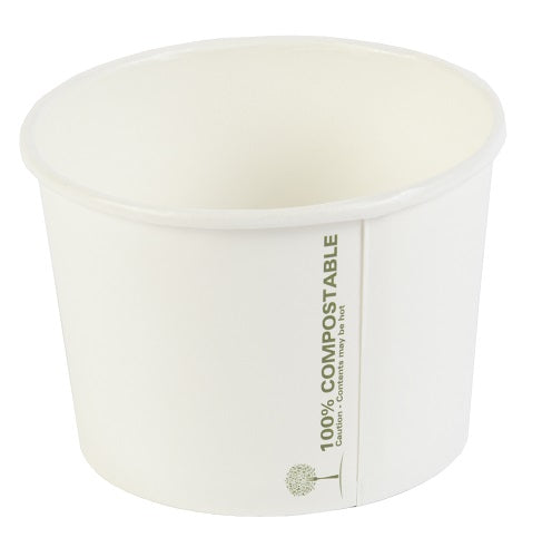 16oz Compostable Soup Cups - GM Packaging (UK) Ltd