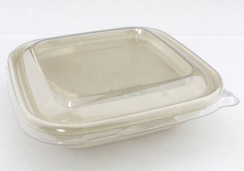 Square Lid to fit 750ml Pulp Bowls/300s