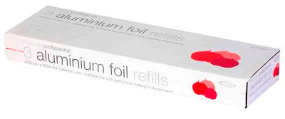 450mm x 90mtr  Foil Catering Refills (Speedwrap) - GM Packaging (UK) Ltd