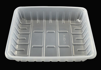 PP Rectangular Meat Trays/360s
