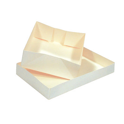 Plain Paper Quick Pack Cake Trays/400s