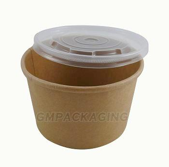 8-16oz PP transparent soup lids/500s
