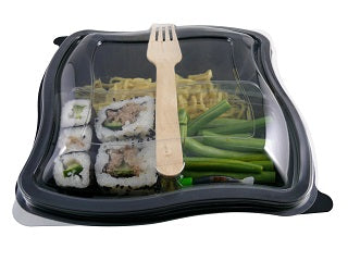 Plastic Salad Container Lids - GM Packaging UK Ltd