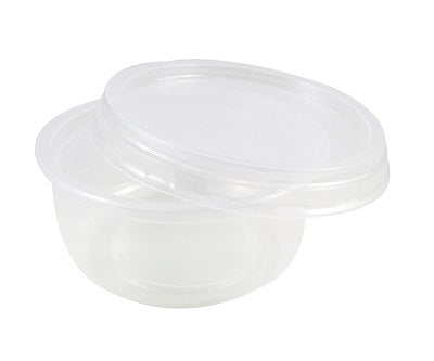 250cc PP Deli Pots - GM Packaging (UK) Ltd