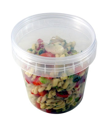 520ml Tamperproof Containers and Lids - GM Packaging (UK) Ltd