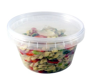 280ml Tamperproof Containers and Lids - GM Packaging (UK) Ltd