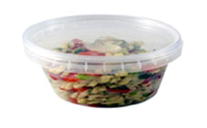 180ml Tamperproof Containers and Lids - GM Packaging (UK) Ltd