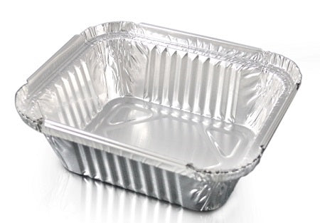 No.2 Foil Containers