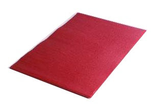 90cm Red Table silk Slip cover - GM Packaging (UK) Ltd