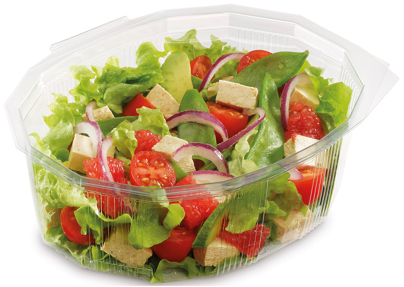 750cc Plastic Salad Bowls - GM Packaging (UK) Ltd