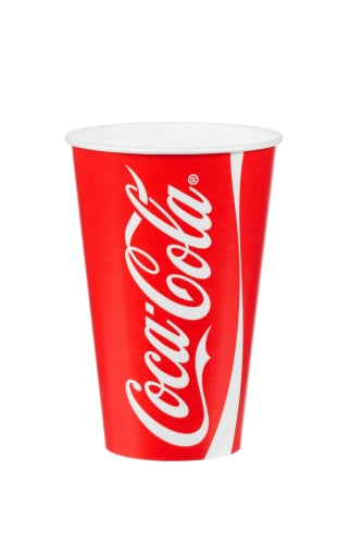 9oz Coca Cola Cups - GM Packaging (UK) Ltd