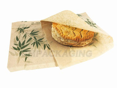 16x16.5cm Feel Green 2 sides open Bags - GM Packaging (UK) Ltd