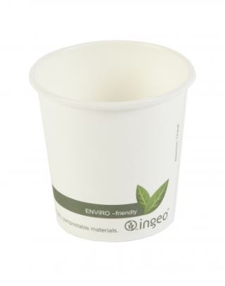 4oz Biodegradable Coffee Cups - GM Packaging (UK) Ltd
