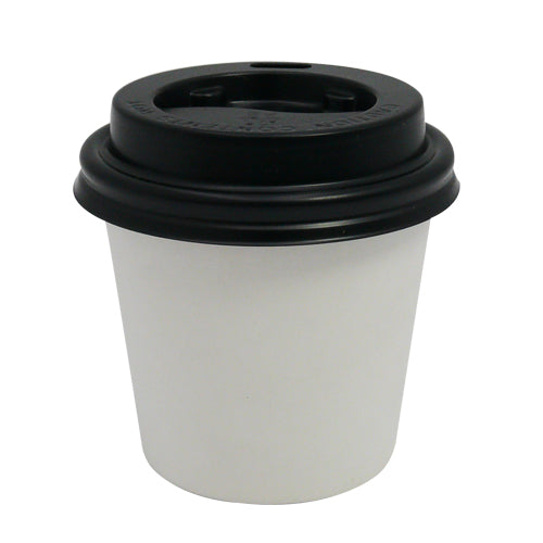 4oz White Paper Coffee Cups - GM Packaging (UK) Ltd