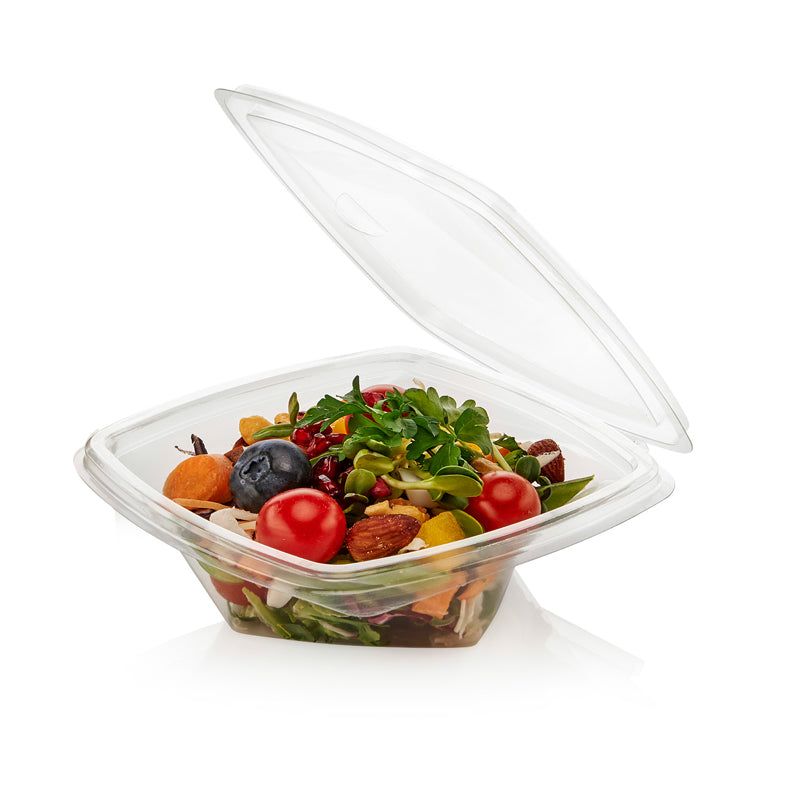 500cc Twisty Salad Container - GM Packaging (UK) Ltd
