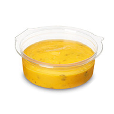 50ml Round Dip Pot with Hinged Lid - GM Packaging (UK) Ltd