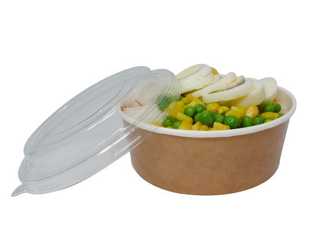 550ml Paper Food Bowls - GM Packaging (UK) Ltd