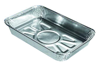 190x126x26mm Rectangular Foil Containers - GM Packaging (UK) Ltd