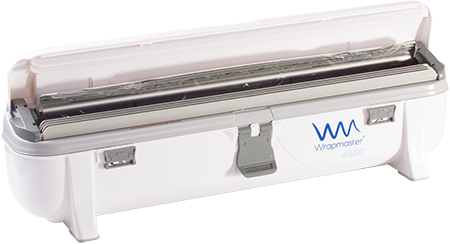 Wrapmaster 450 Cling Film & Foil Dispenser - GM Packaging (UK) Ltd