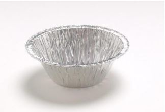 65ml Rolled Edge Custards Foil Containers - GM Packaging (UK) Ltd