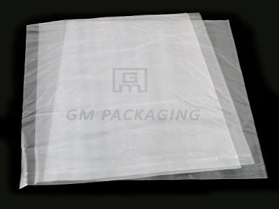 "18x24"" Light Duty Poly Bags - GM Packaging (UK) Ltd"