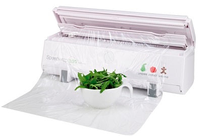 Speedwrap 300 Cling Film & Foil Dispenser - GM Packaging (UK) Ltd