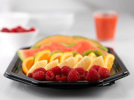 Small Octagonal Catering Platters - GM Packaging UK Ltd