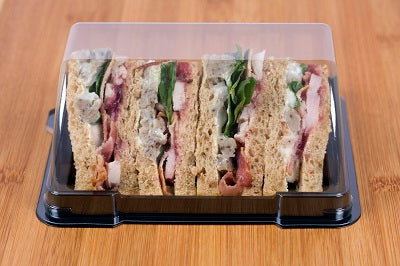 Sandwich Container - GM Packaging UK Ltd