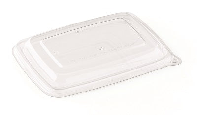 Rectangular Lid to fit 600ml Container - GM Packaging UK Ltd