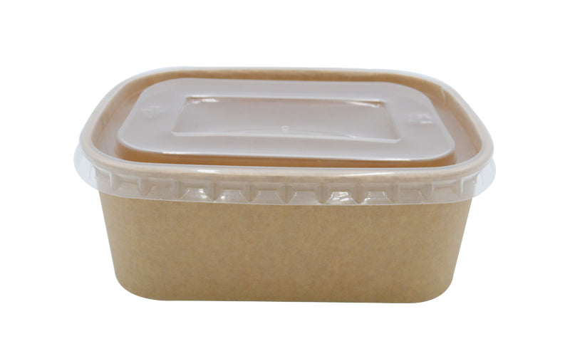 kraft takeaway containers - GM Packaging UK Ltd