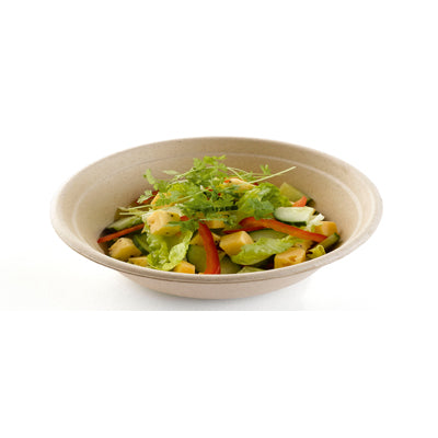 750ml Biodegradable BePulp Bowls/300s - GM Packaging (UK) Ltd