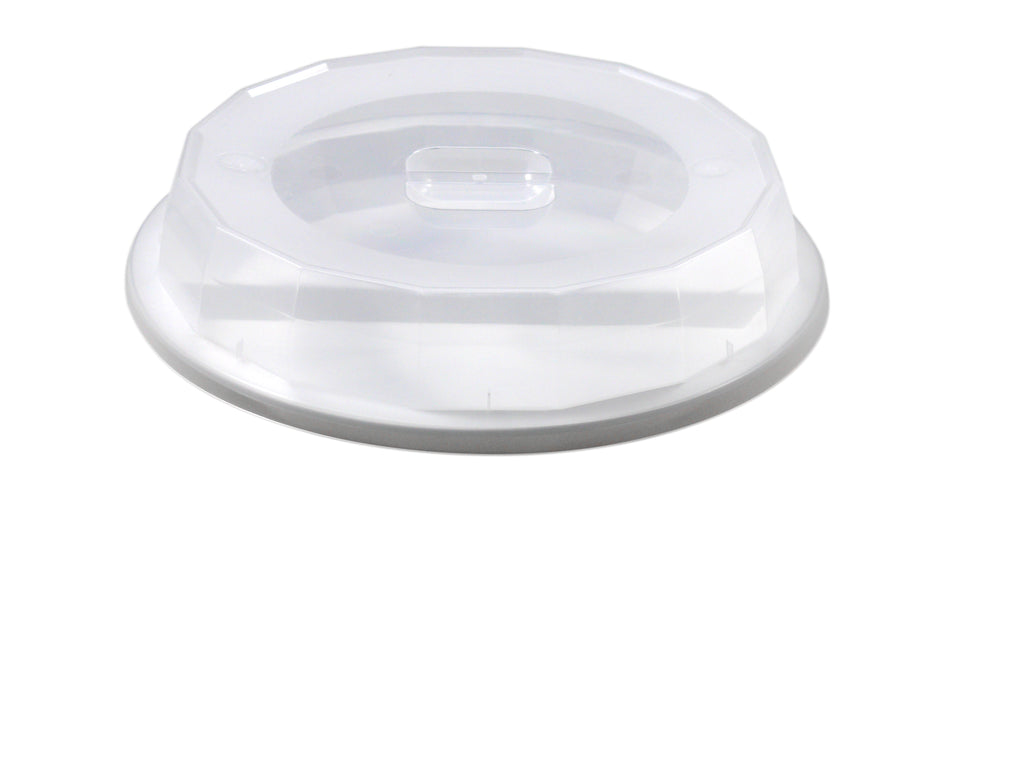 PP Round Plate Cover - GM Packaging (UK) Ltd