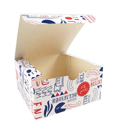 Chicken and Burger Box - GM Packaging UK Ltd