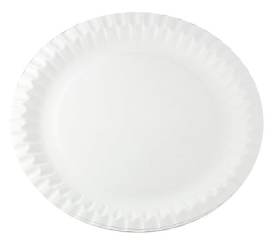 "6"" Round Paper Plates - GM Packaging (UK) Ltd"