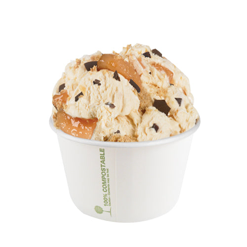 8oz Compostable Soup Cups & Ice Cream Cups
