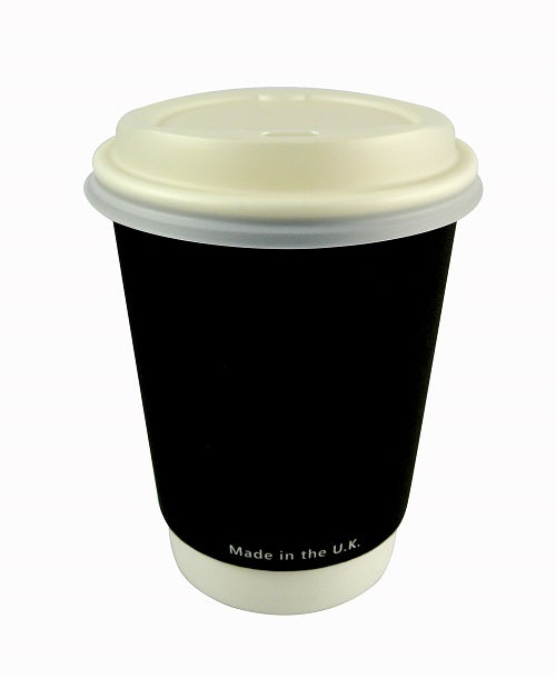 8oz compostable coffee cup - GM Packaging UK Ltd