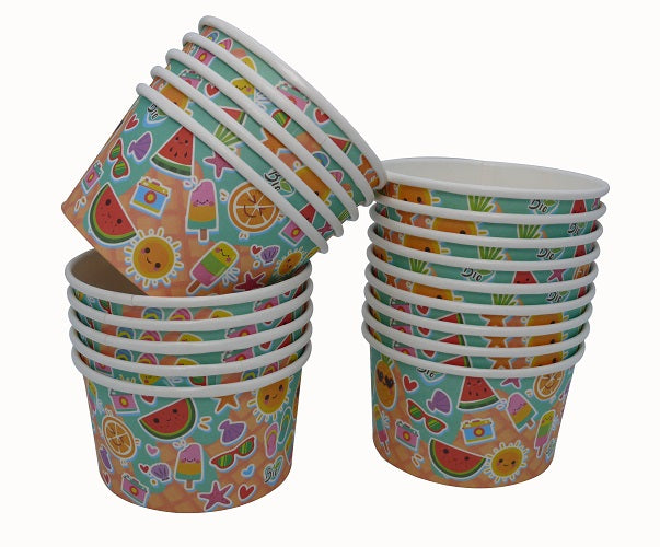 compostable ice cream containers- GM Packaging UK Ltd