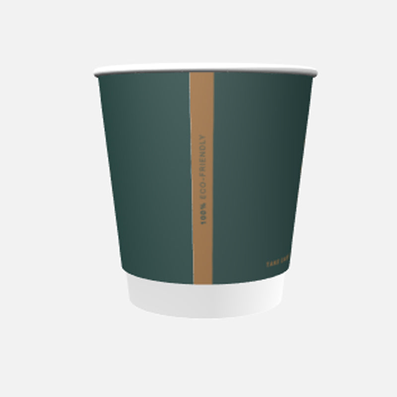 8oz reCups coffee cups - GM Packaging UK Ltd